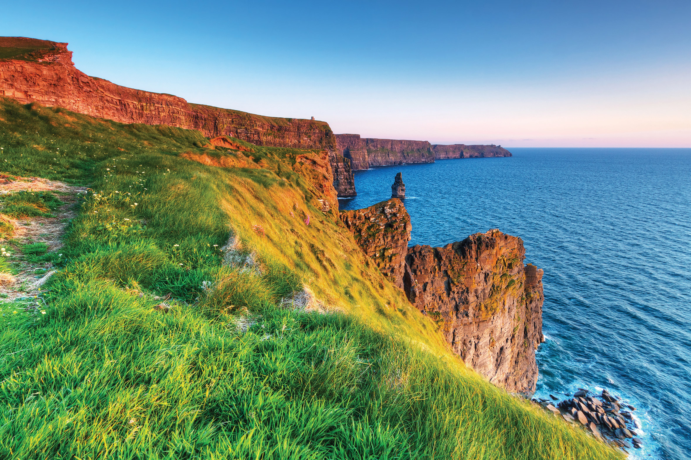 Cliffs Of Moher Dublin Transat