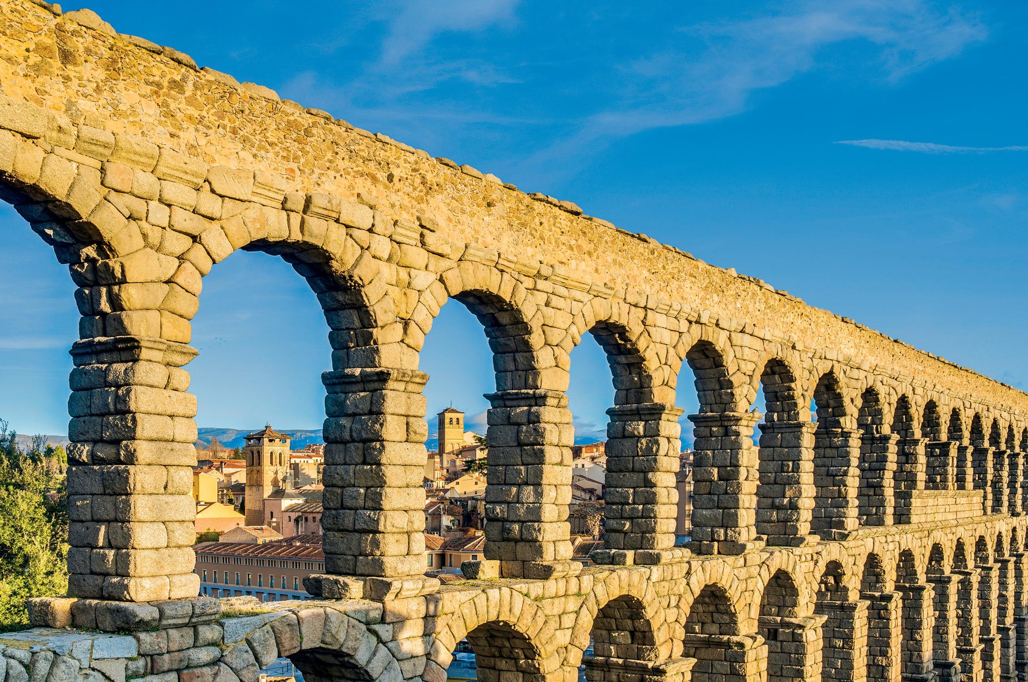 Avila Amp Segovia Madrid Transat