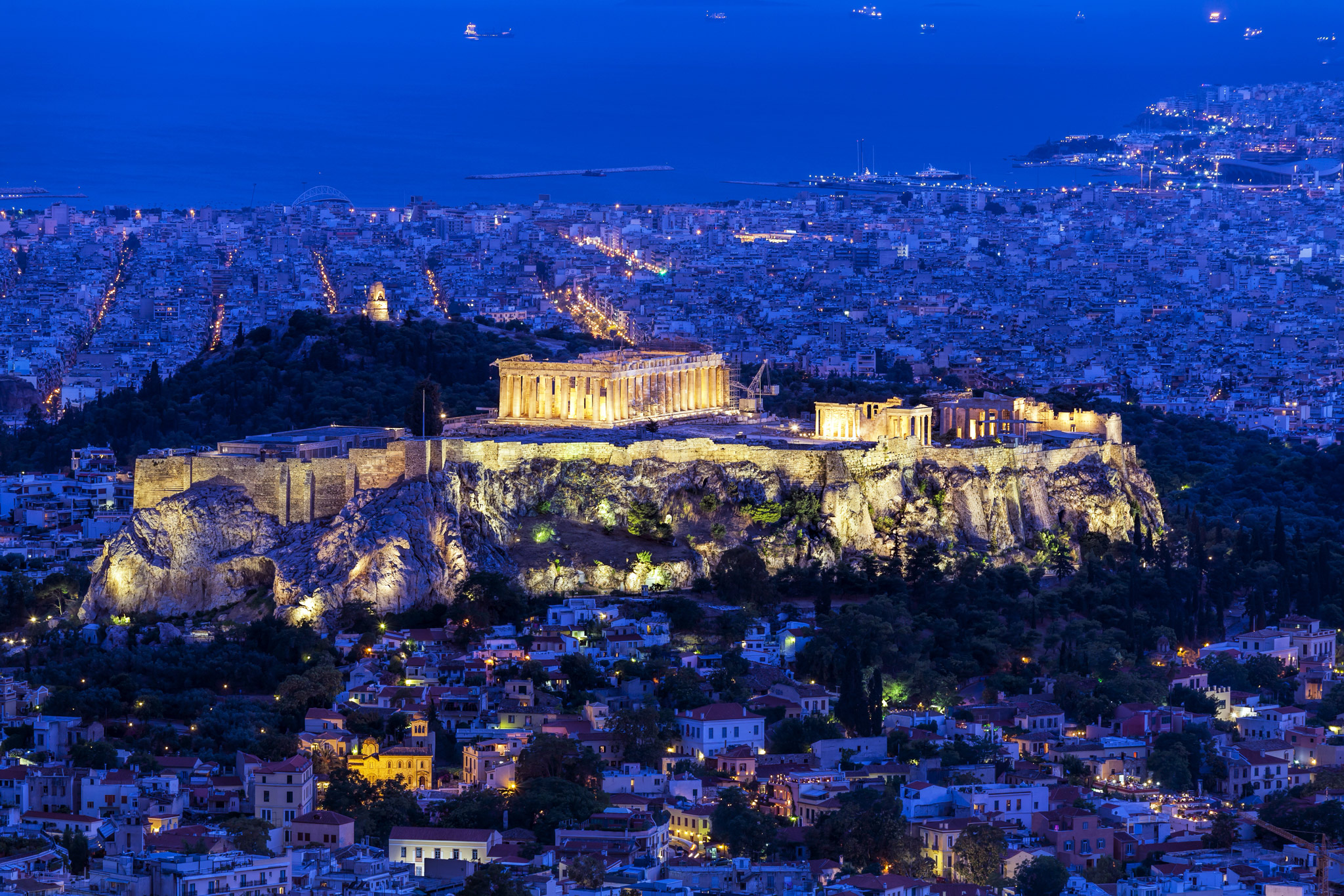 A Night Out In Athens Athens Transat