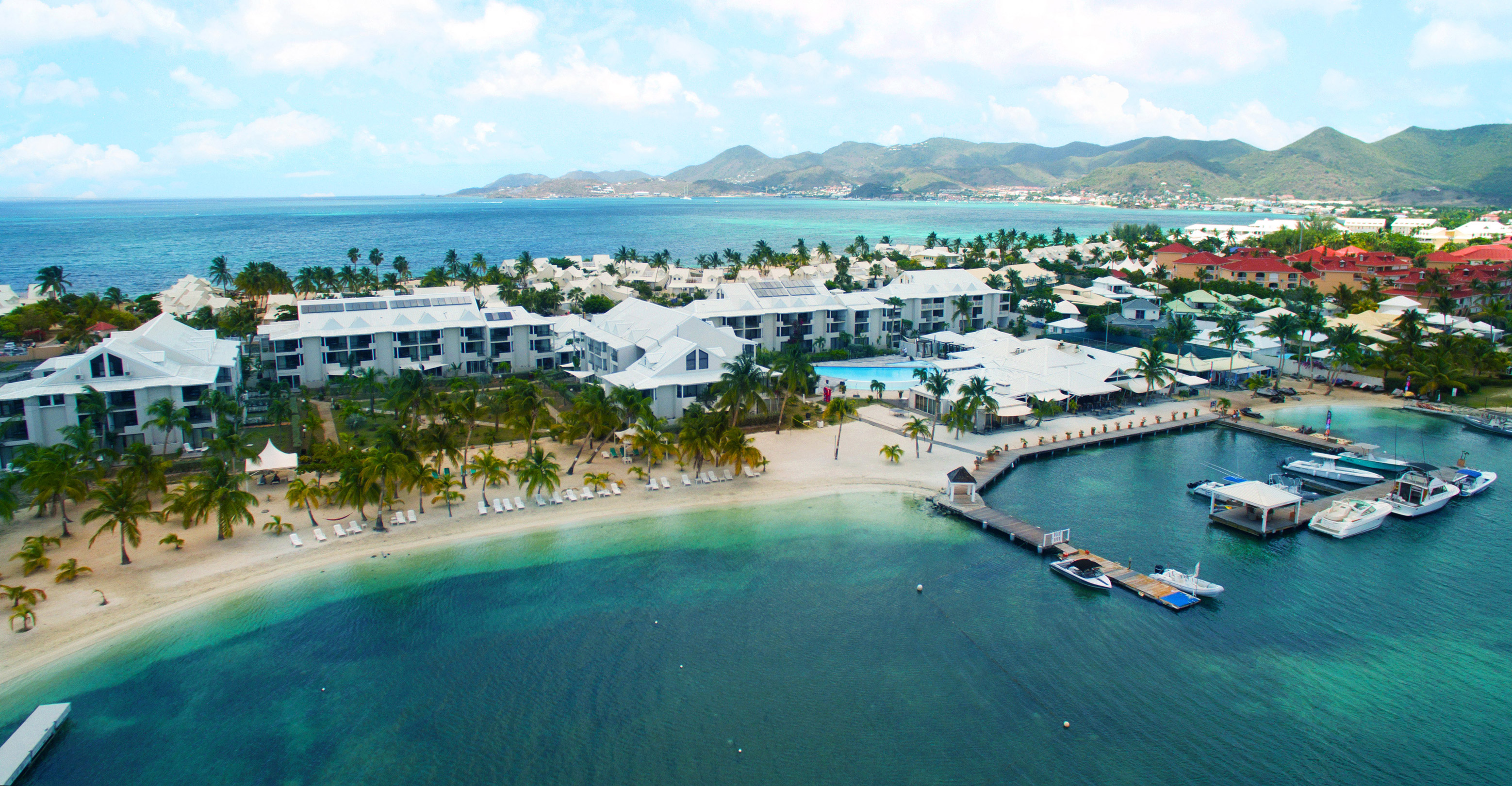 Mercure Saint Martin, Marina and Spa