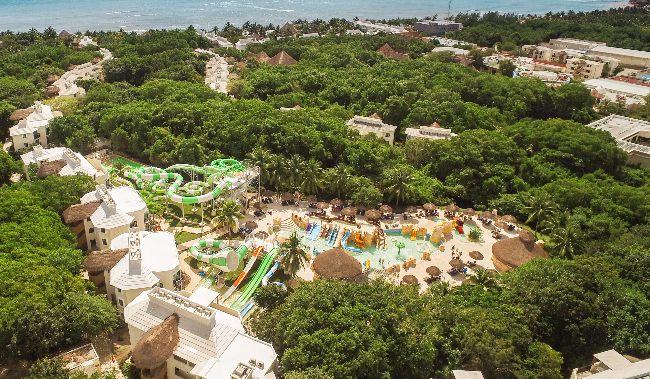 Sandos Caracol Eco Resort  Riviera Maya  Transat