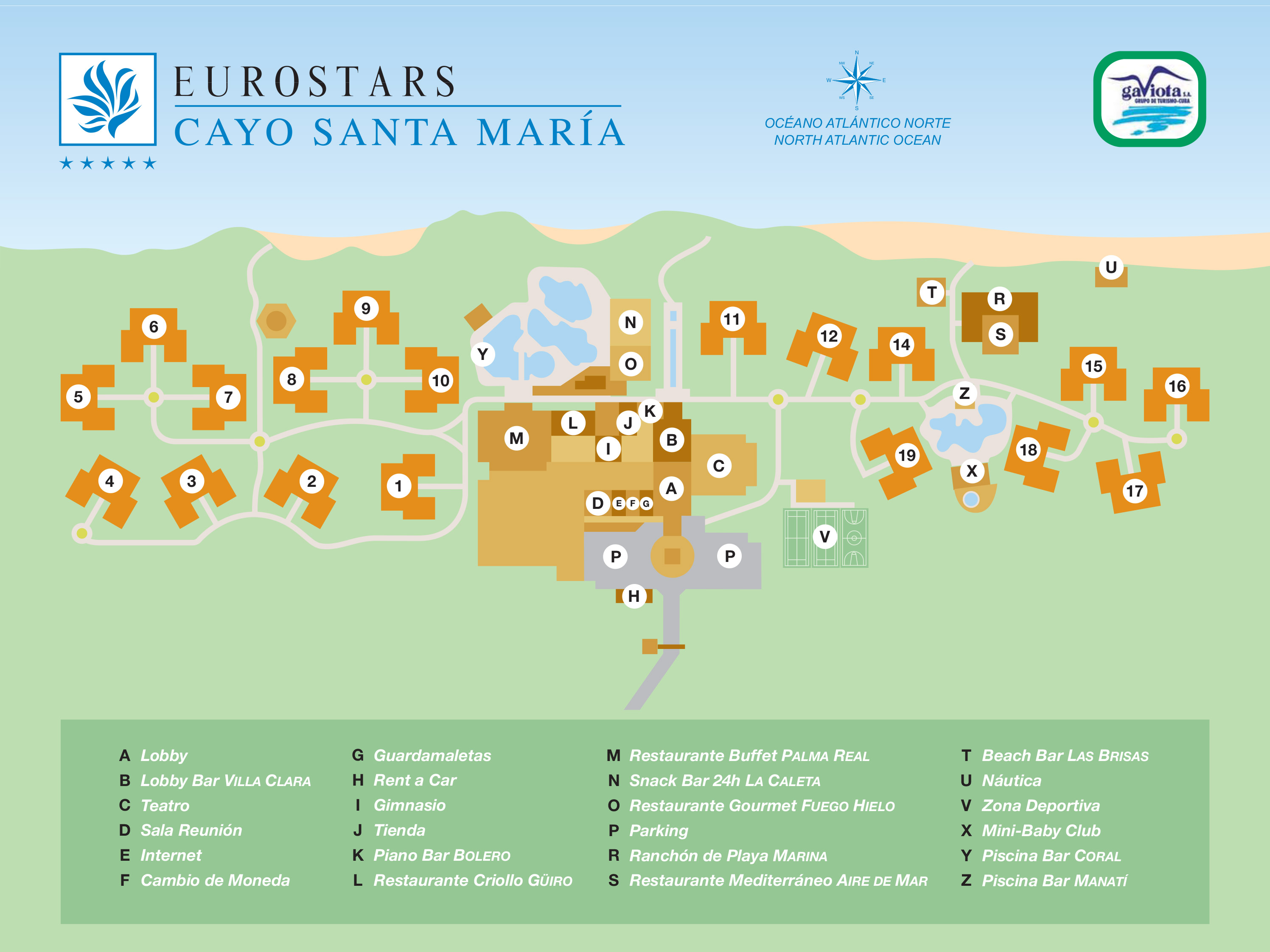 Golden Tulip Aguas Claras Resort   Santa Clara (Cayo Santa Maria