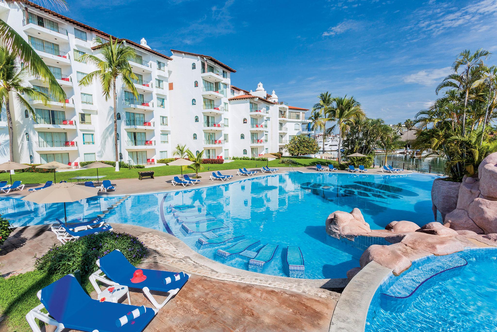 Vamar vallarta marina and beach resort puerto vallarta transat - Hoteles en puerto rico todo incluido ...