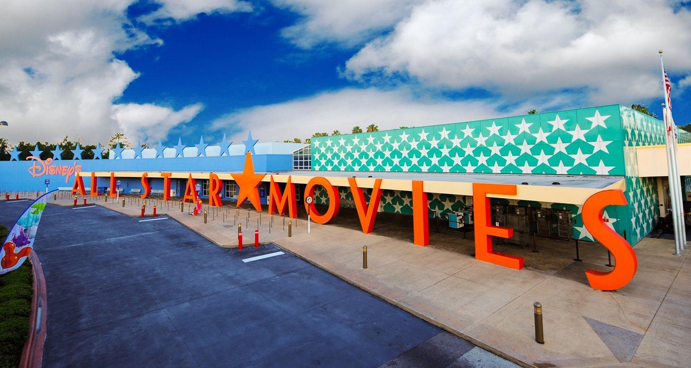 Disney S All Star Movies Resort Orlando Transat