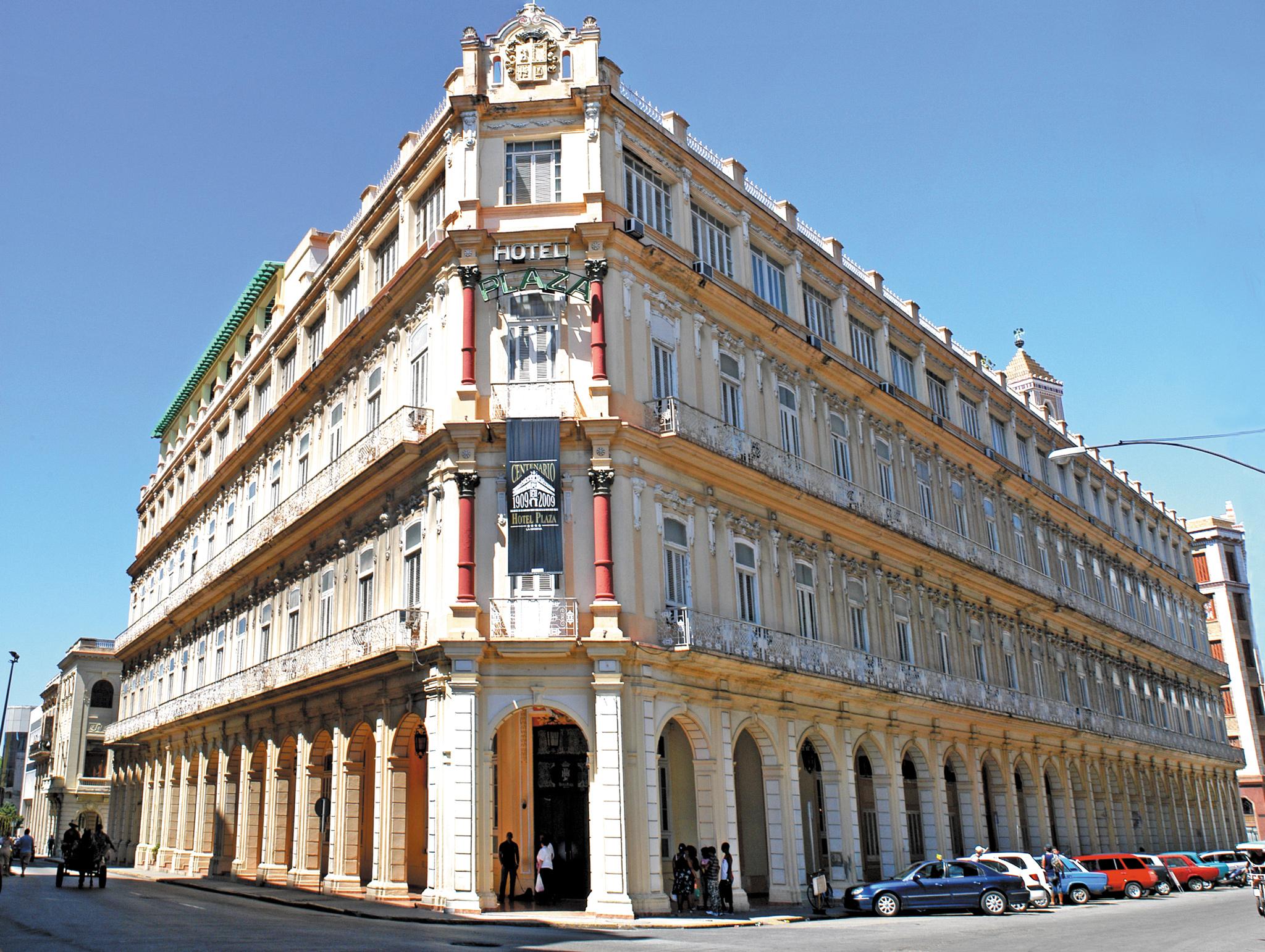 Hotel Plaza Havana Transat