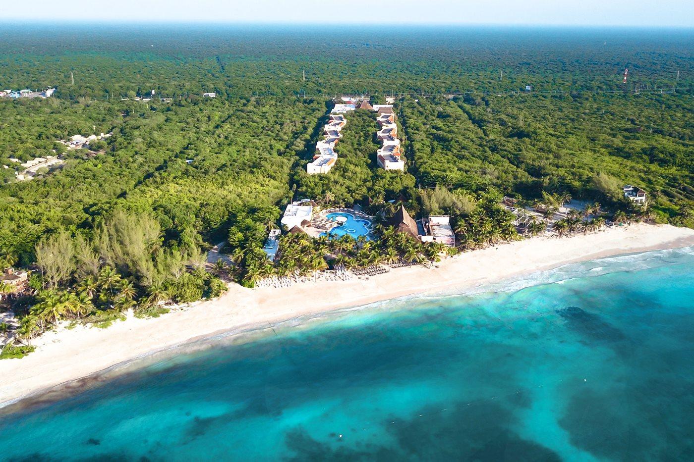 Catalonia Royal Tulum Beach Spa Resort