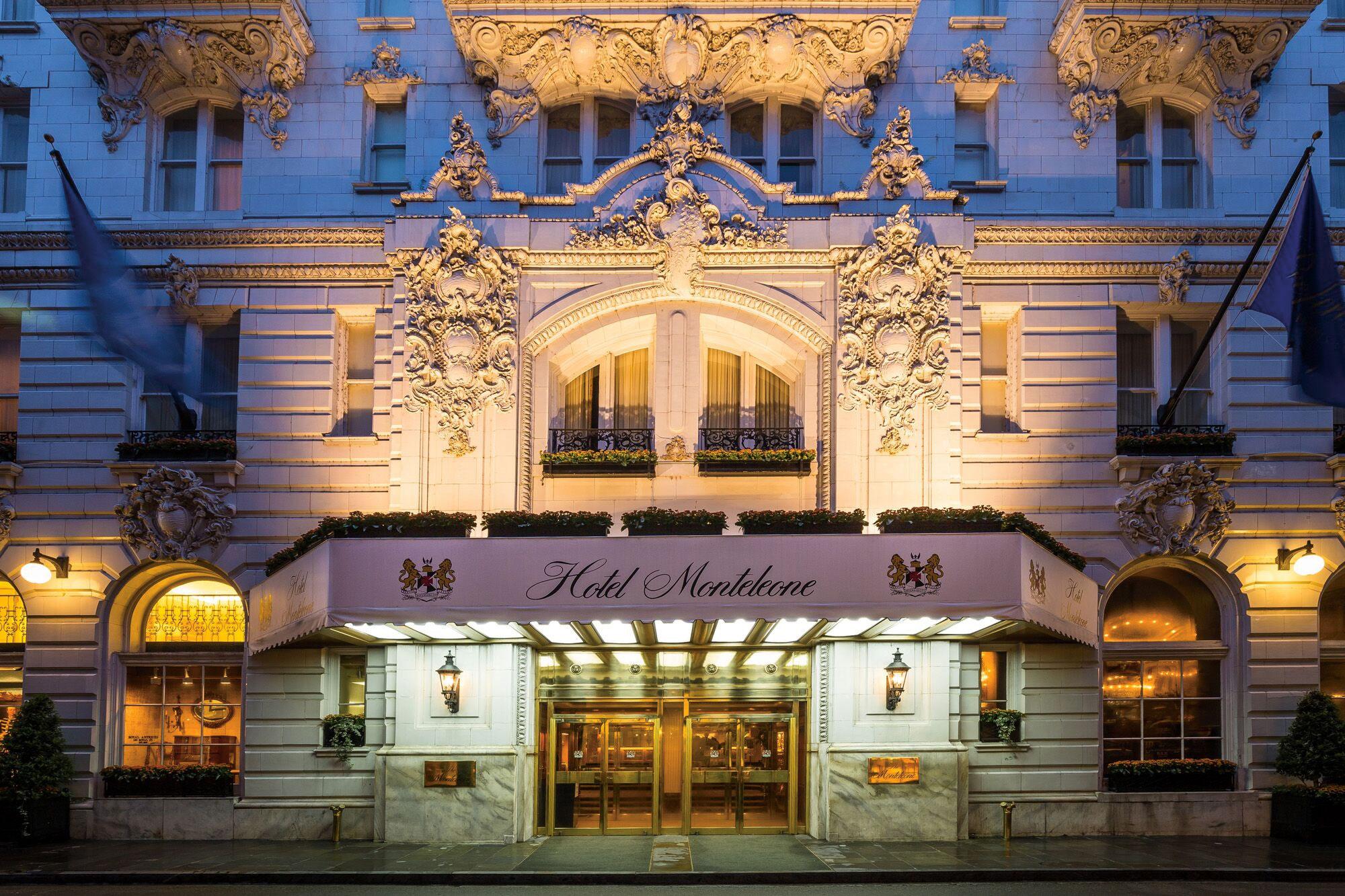 Hotel Monteleone New Orleans Transat