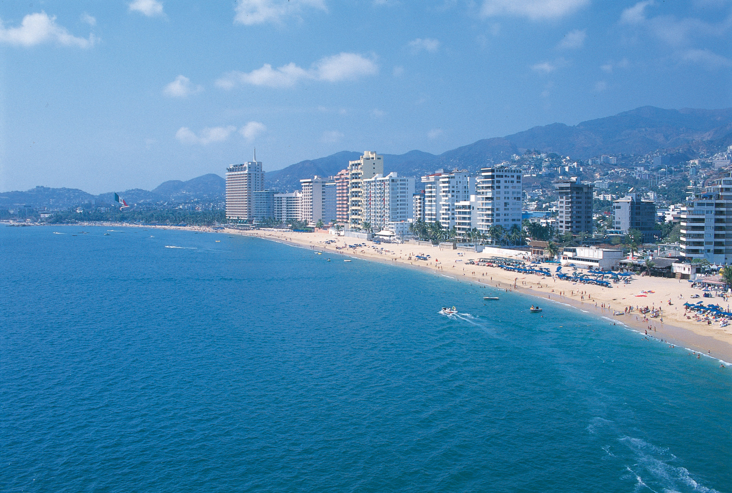 Last Minute Travel Deals To Acapulco Mexico