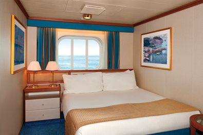 Ocean View Cabin - Run of the Ship