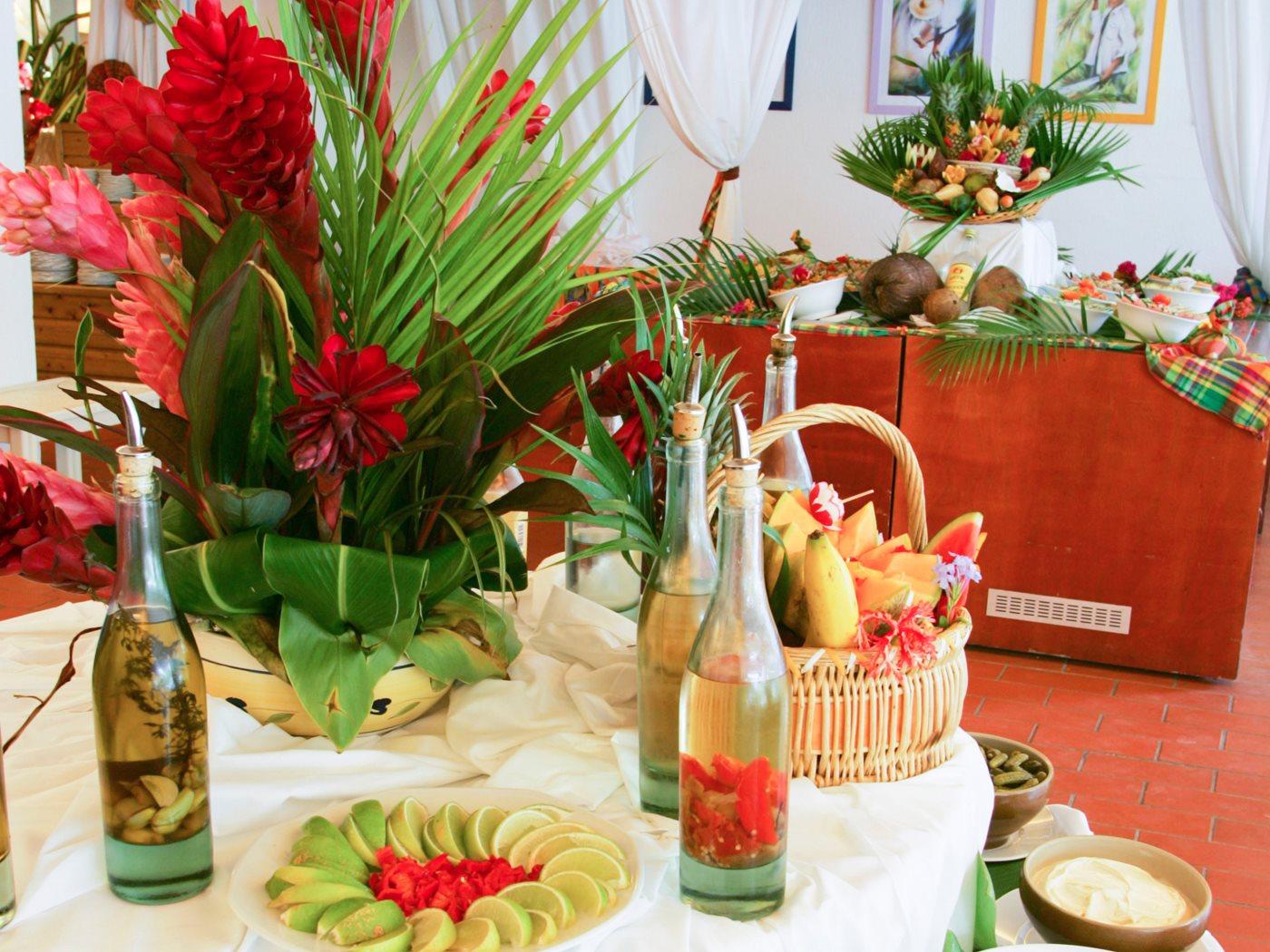 Restaurants And Bars Hotel Fleur D Epee Guadeloupe Transat