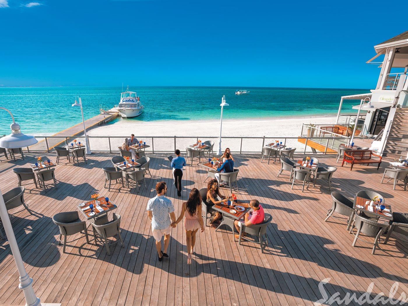 e4b181aeb Restaurants and bars - Sandals Montego Bay - Montego Bay