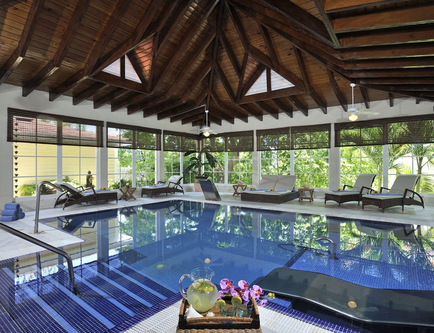 Spa, Bahia Principe Luxury Cayo Levantado, Samana