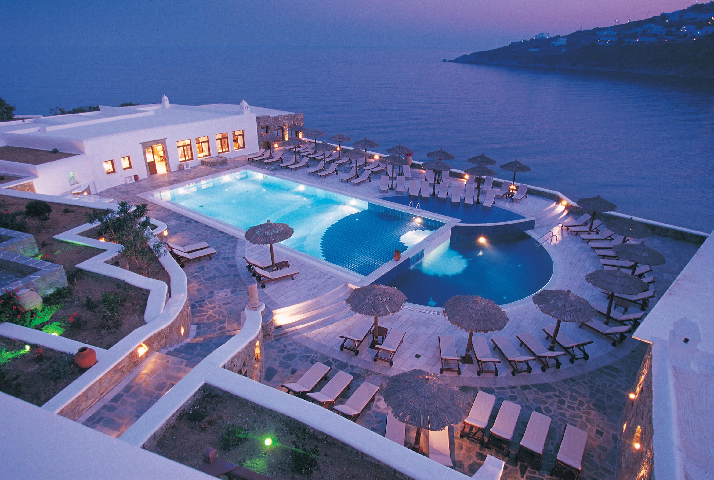 Petasos Beach Resort Amp Spa Mykonos Transat