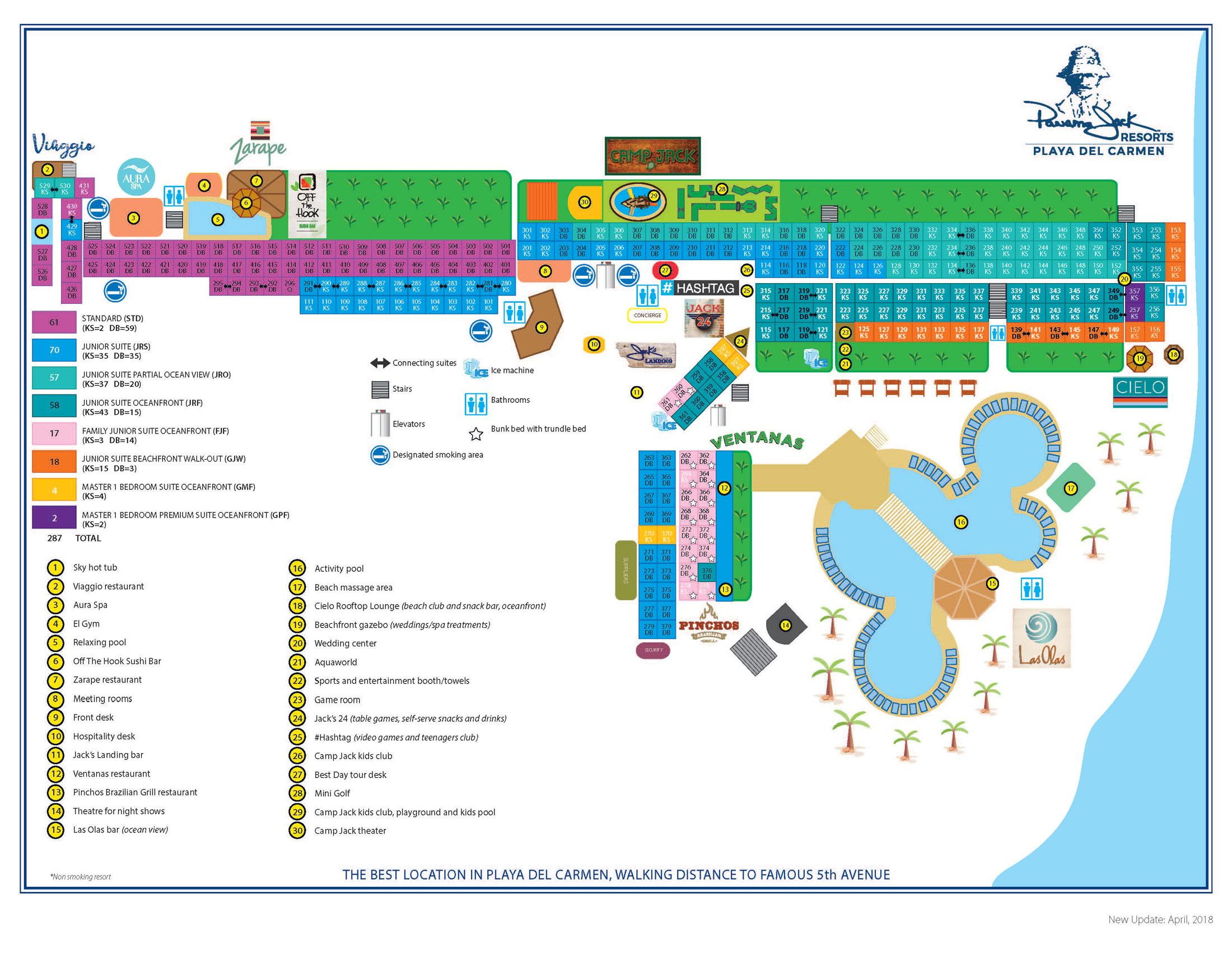 Porto Praya Map