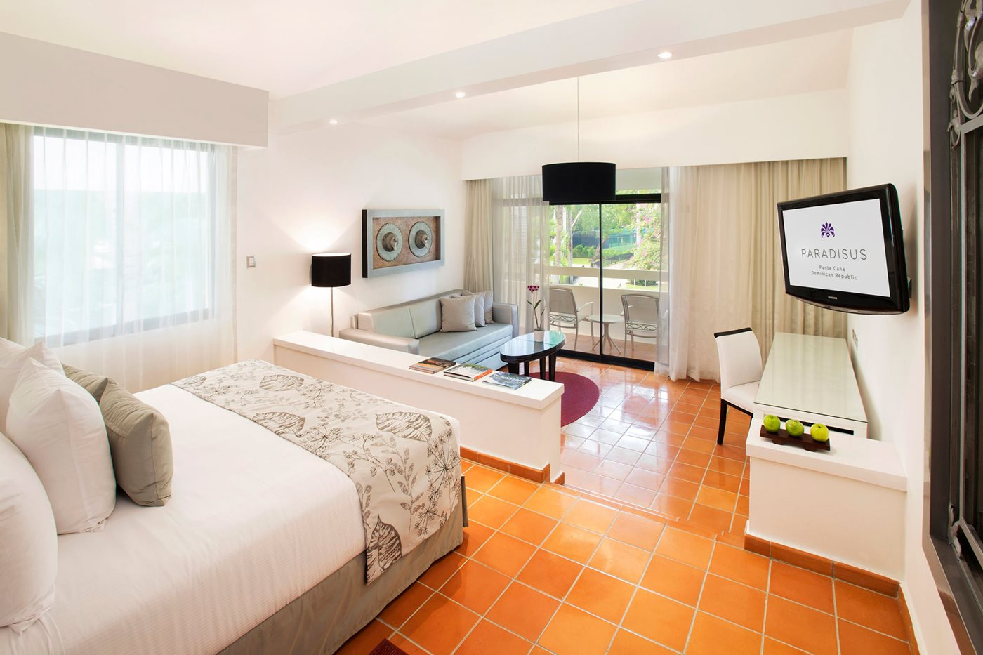 Rooms Paradisus Punta Cana Resort Punta Cana Transat