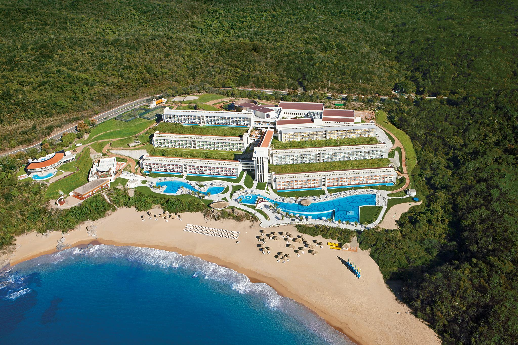 Secrets Huatulco Resort Amp Spa Huatulco Transat