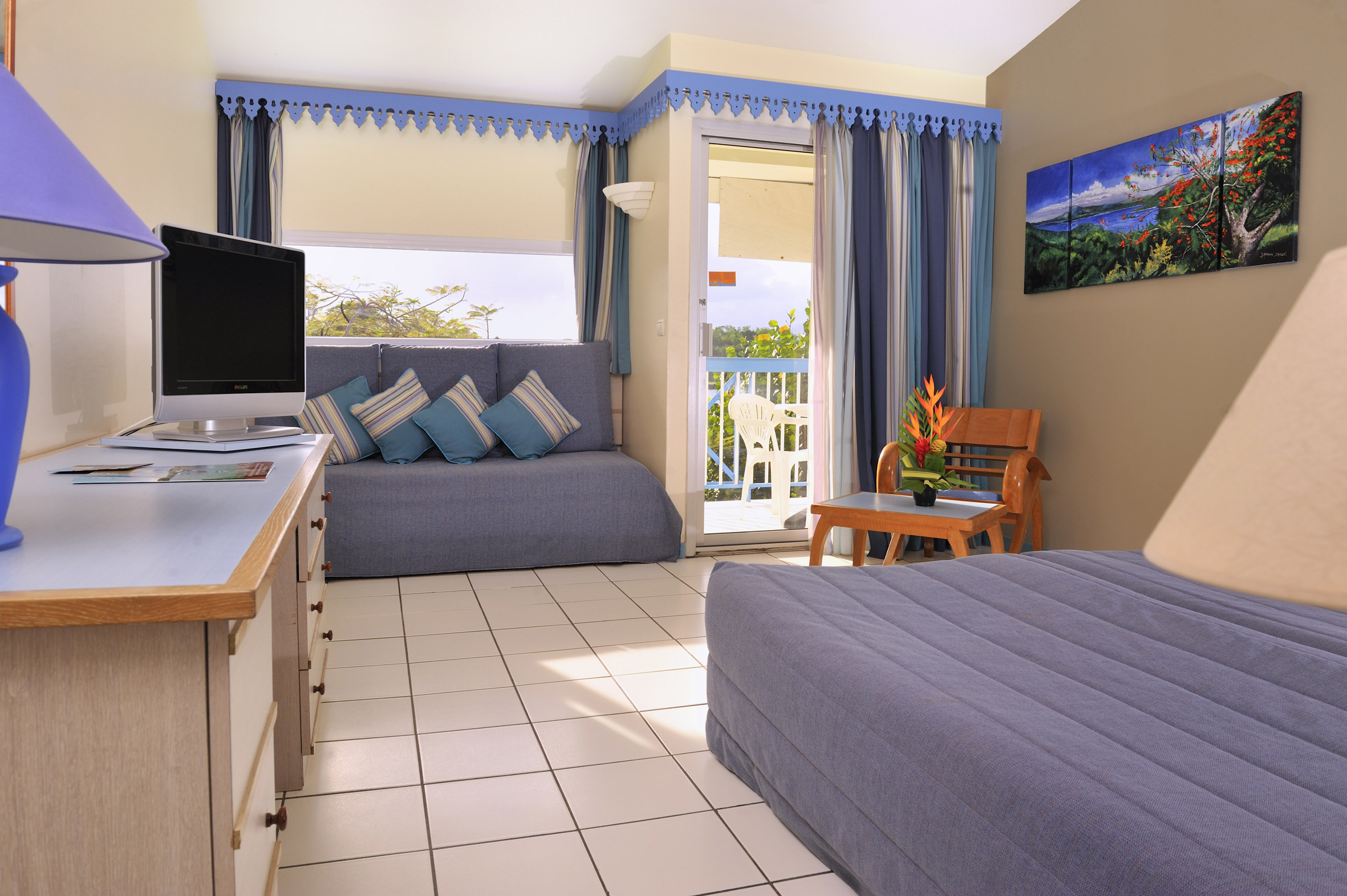 Carayou hotel and spa martinique transat for Hotels 3 ilets