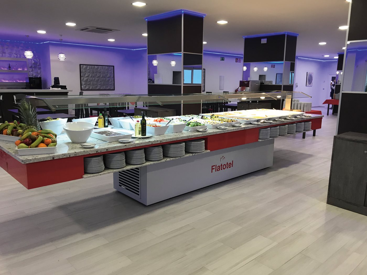 Restaurants and bars - First Flatotel Apartments - Benalmadena | Transat