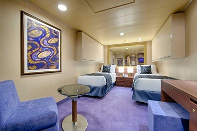 Interior Cabin - Category I2 - Run of the Ship - No Inlcusion