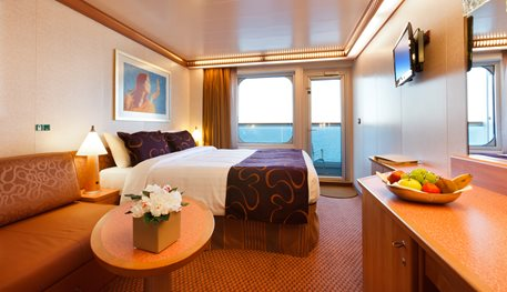 Costa Diadema - Cabin with Balcony