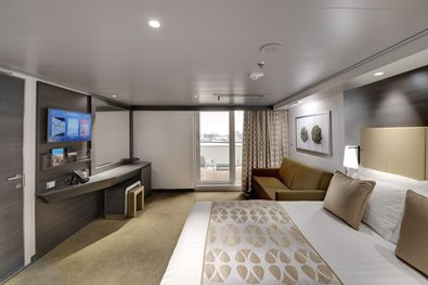 Cabin with Balcony - Category B2