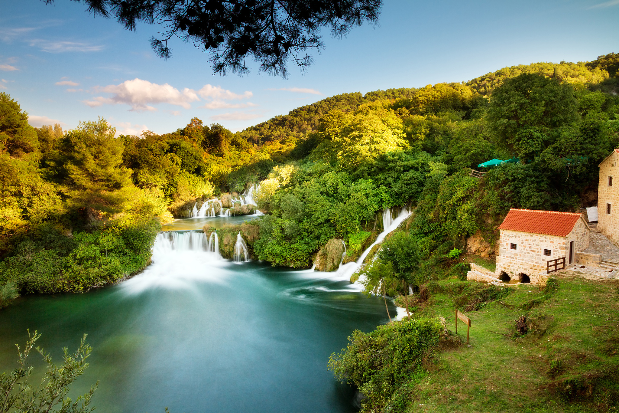 Krka National Park Amp Sibenik Split Transat