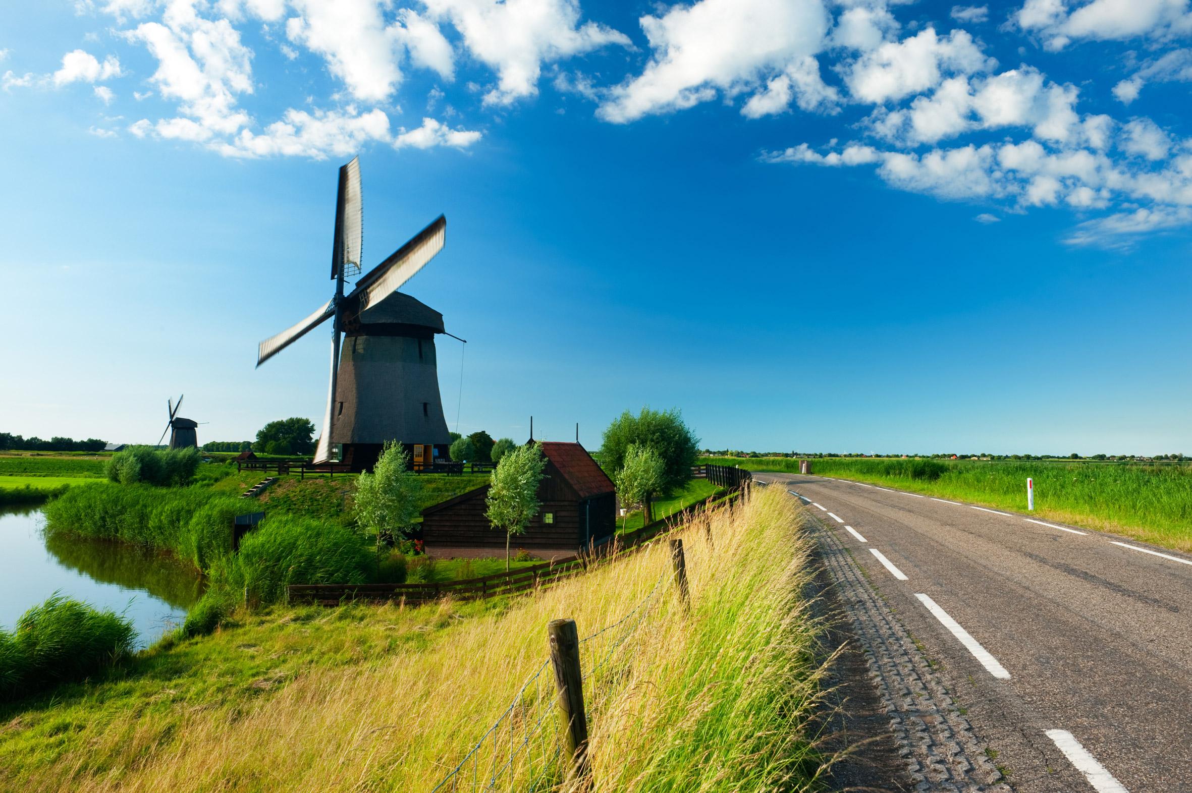 windmills volendam u0026 marken transat
