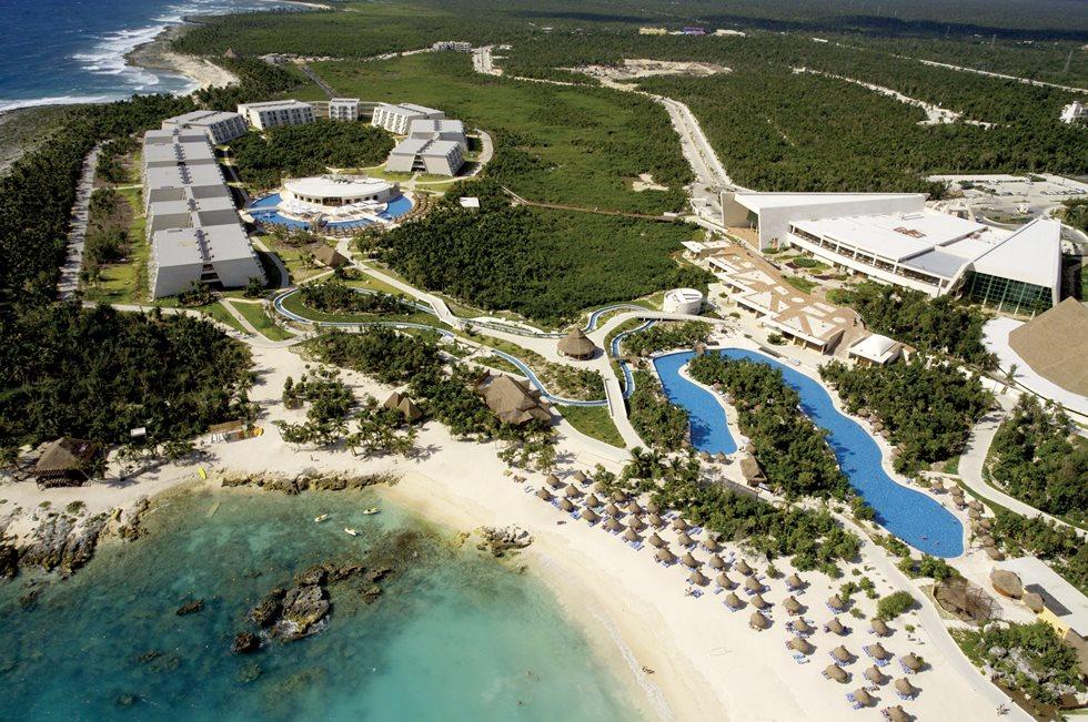 Grand Sirenis Mayan Beach Hotel Spa Riviera Maya Transat