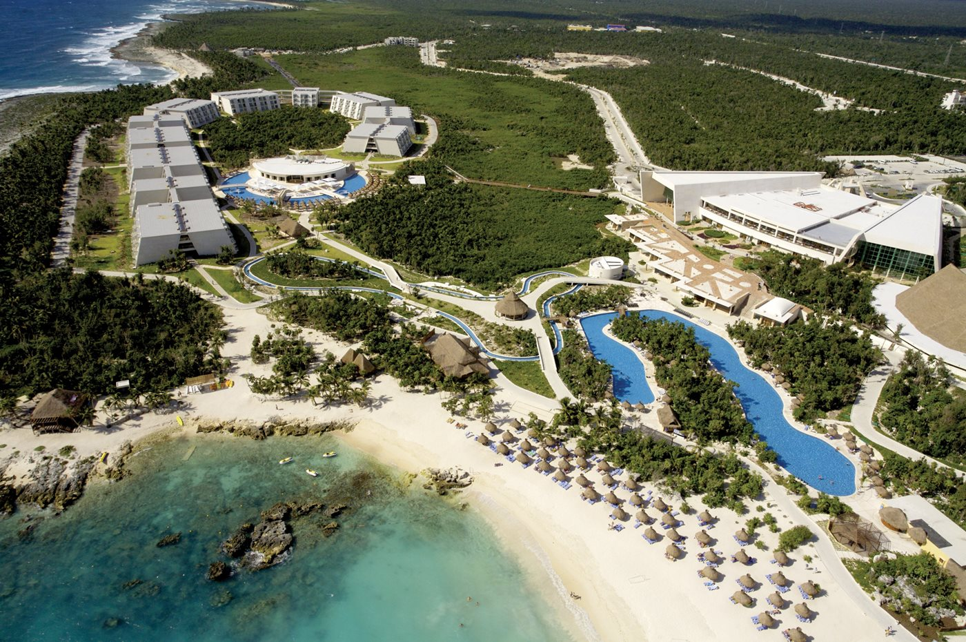 Grand Sirenis Mayan Beach Riviera Maya