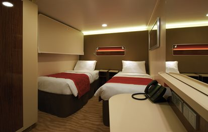 Interior Cabin - Category IA - with Beverages