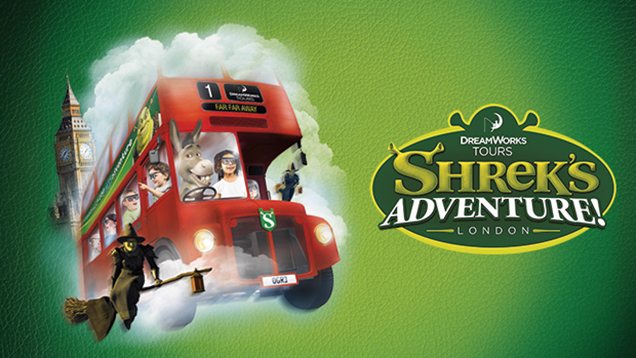 Shrek S Adventure London Transat