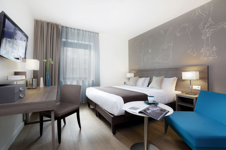Apart 39 hotel citadines toison d 39 or bruxelles transat for Apart hotel citadines