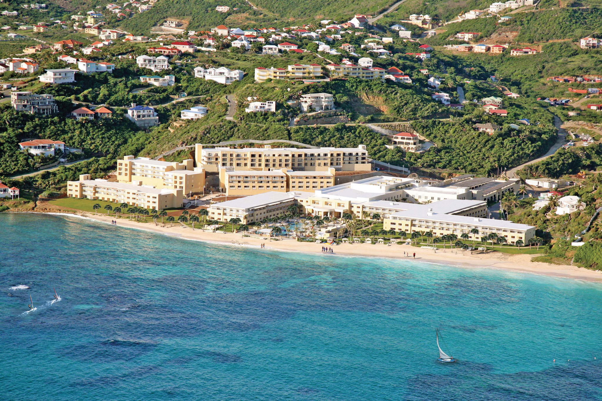 The Westin St. Maarten Dawn Beach Resort & Spa