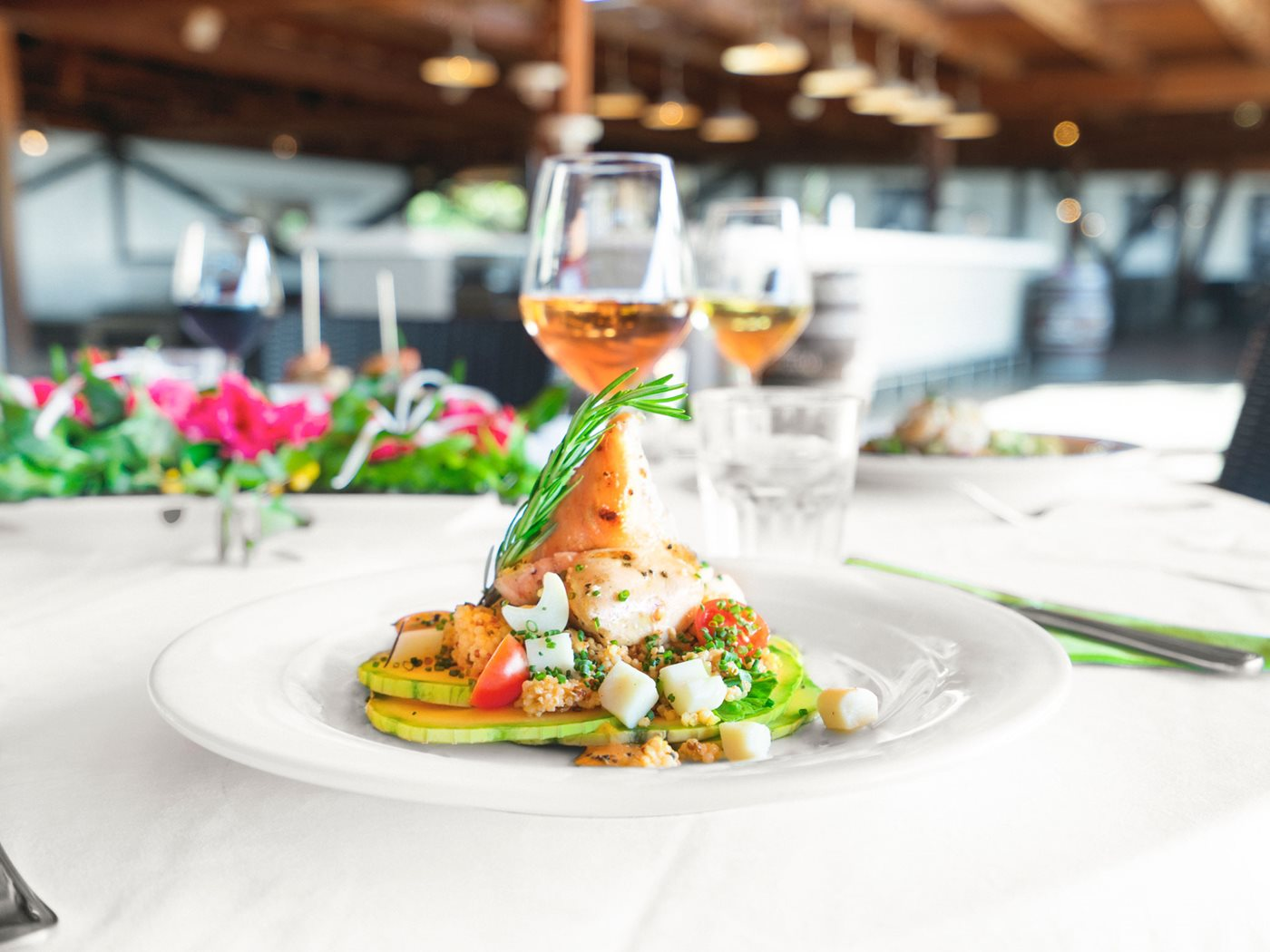 Restaurants And Bars Langley Resort Fort Royal Guadeloupe