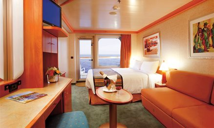 Cabin with Balcony - Category BC