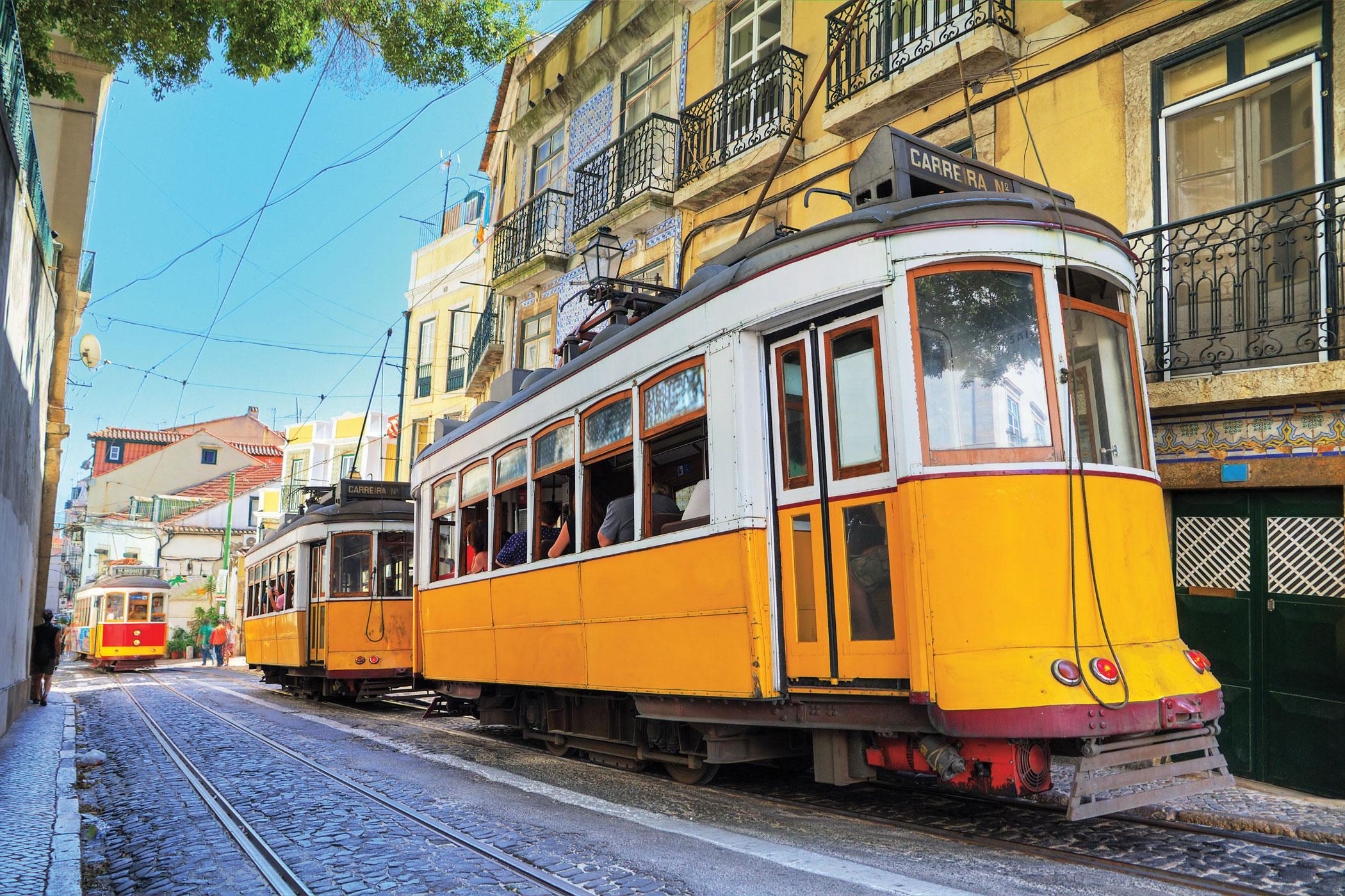 Sejour A Lisbonne Vol Hotel