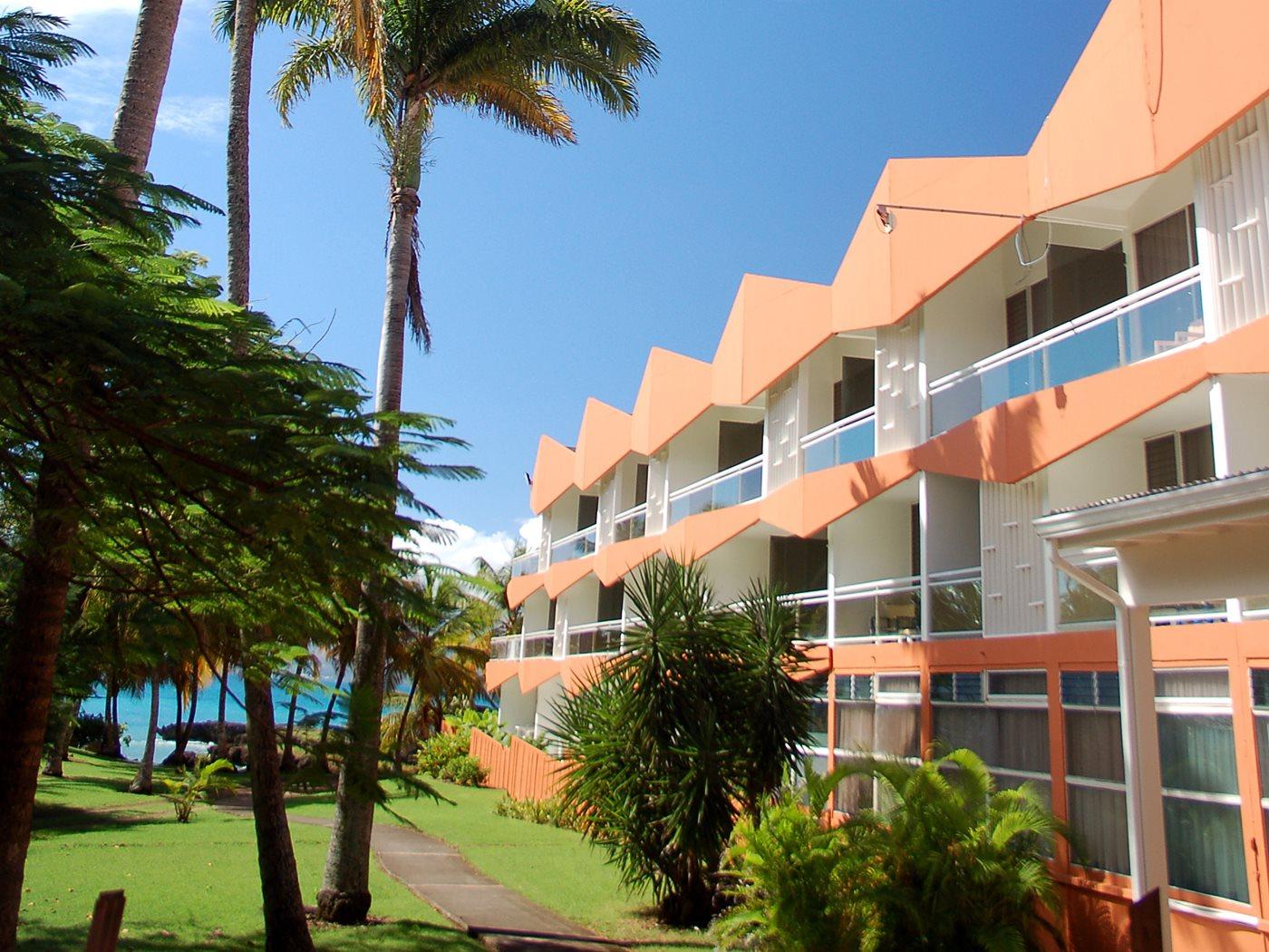 Inclusions Et Services Hotel Fleur D Epee Guadeloupe Transat