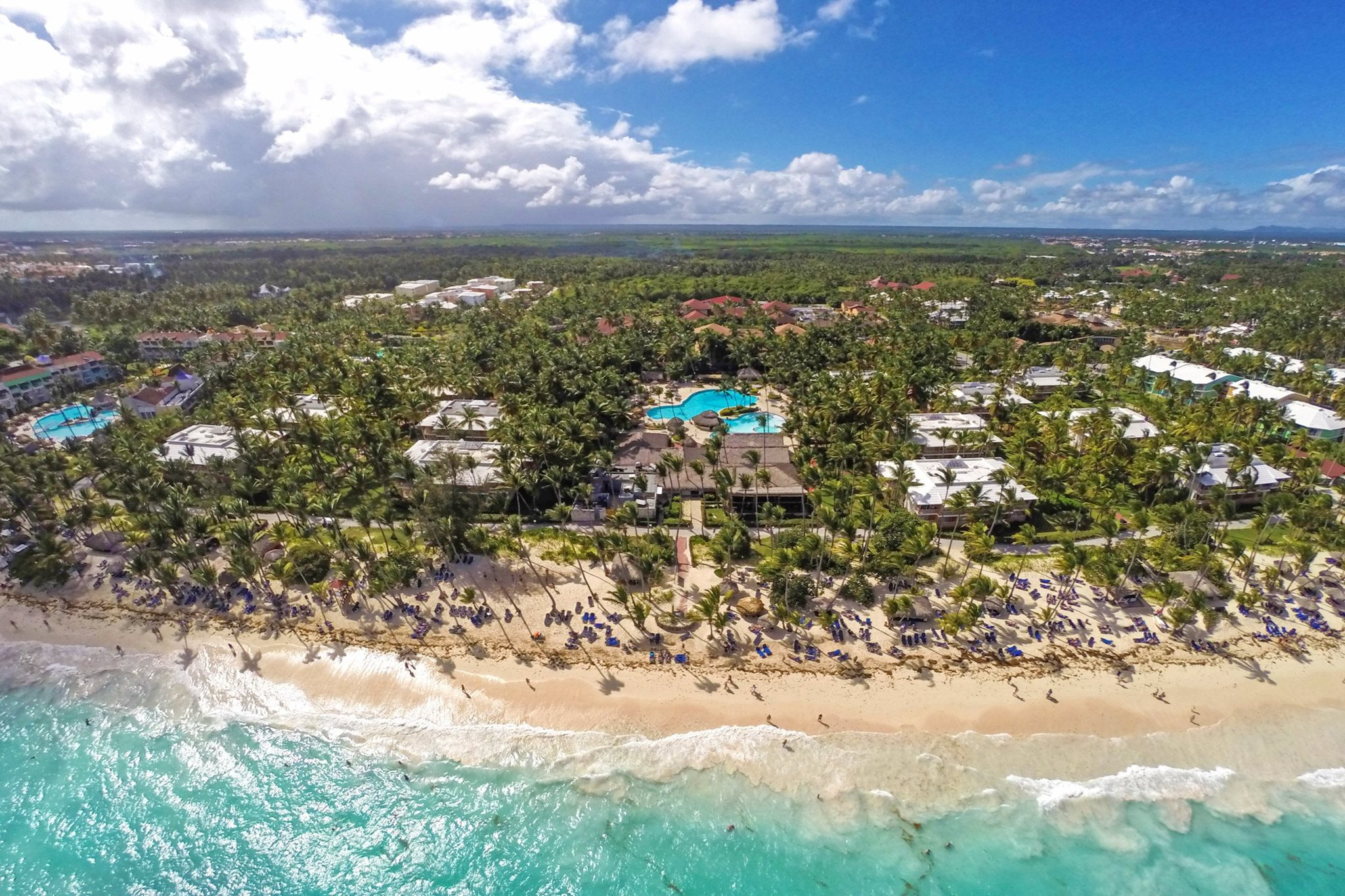 Grand Palladium Palace Resort Punta Cana Transat