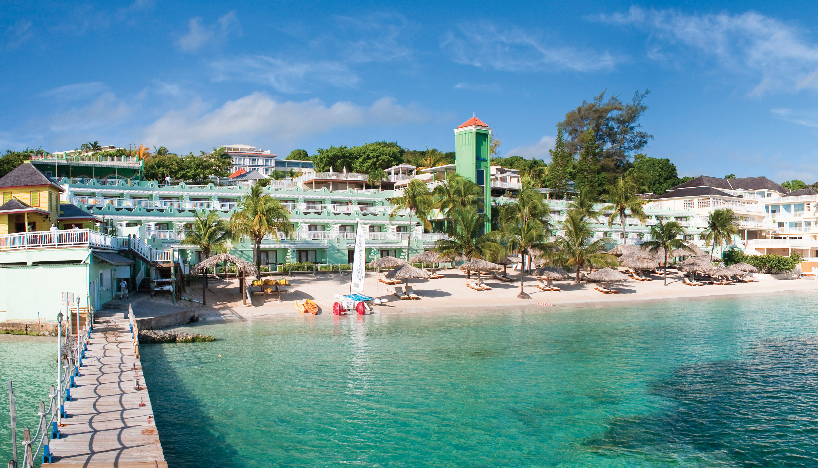 Beaches Ocho Rios A Spa Golf Amp Waterpark Resort Ocho Rios Transat
