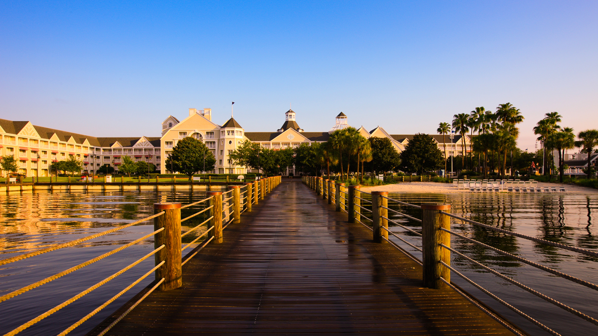 Disney's Yacht Club Resorts
