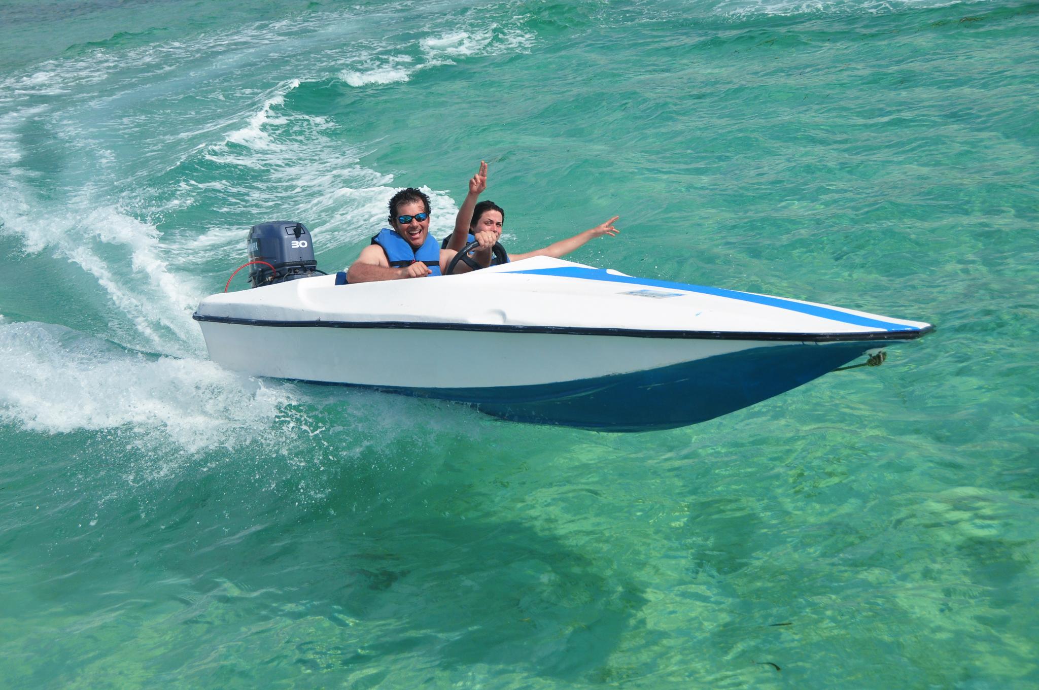 Blue Lagoon Speedboat La Romana Transat