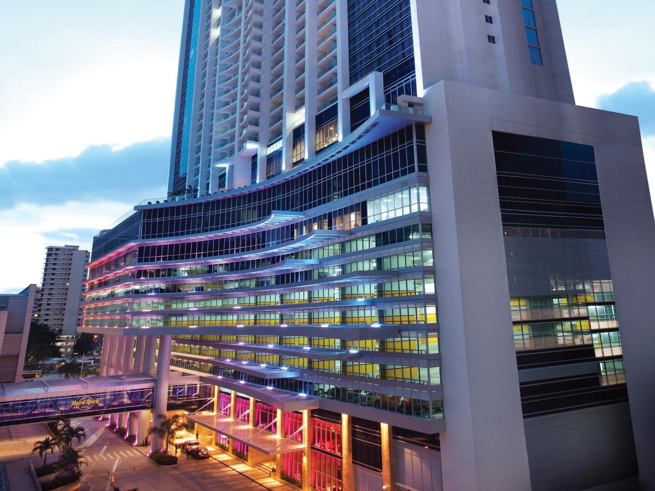 Hard Rock Hotel Panama Megapolis Panama City Transat
