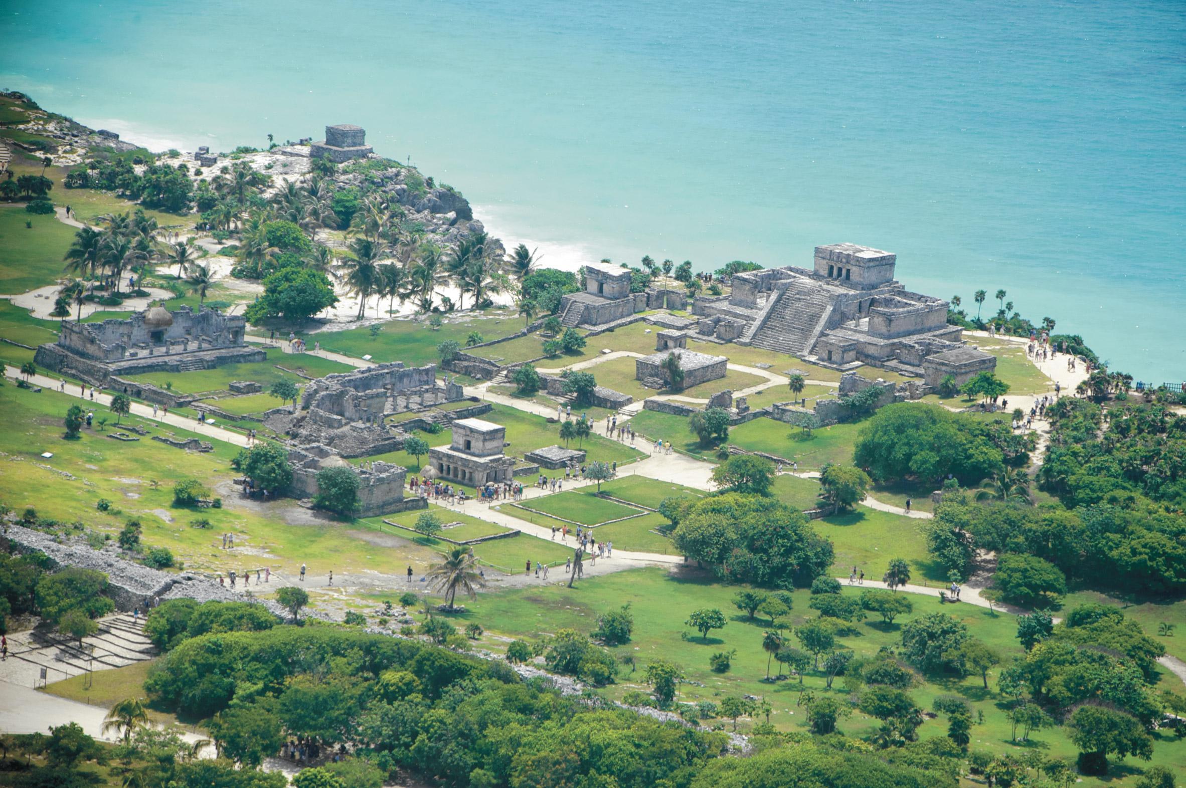 Tulum Amp Xel Ha Riviera Maya Transat