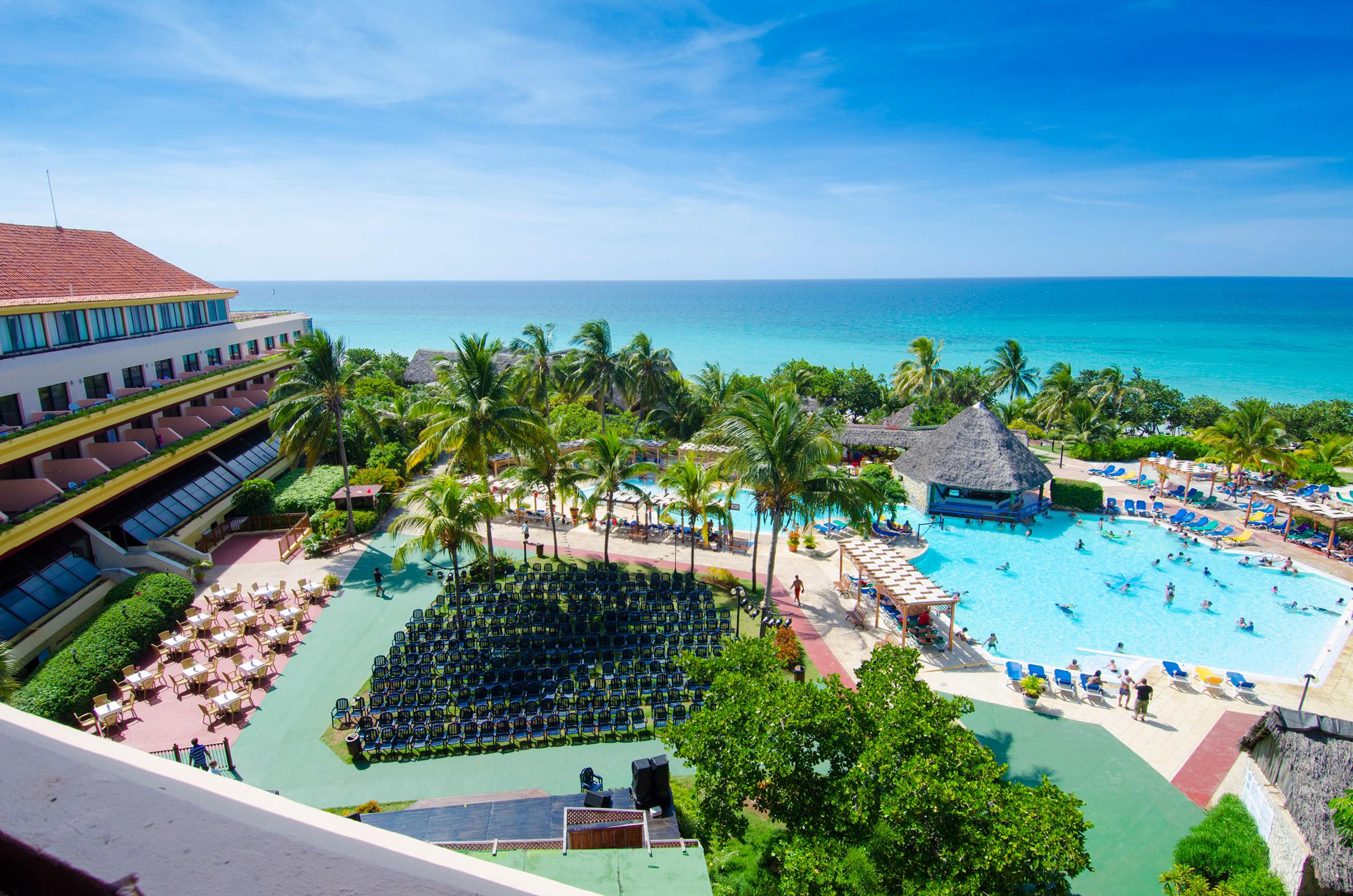 Hotel bella costa hotel section