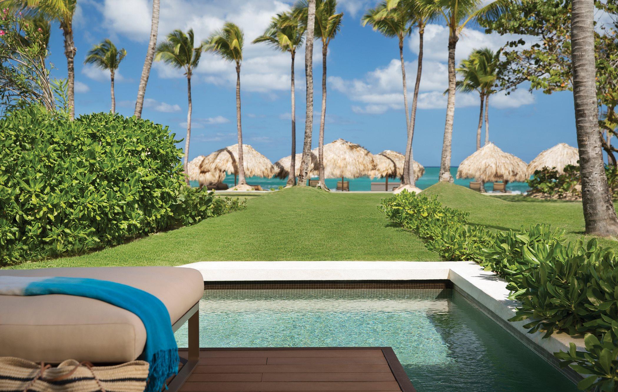 Excellence Punta Cana Aqua Wellness Spa Treatment