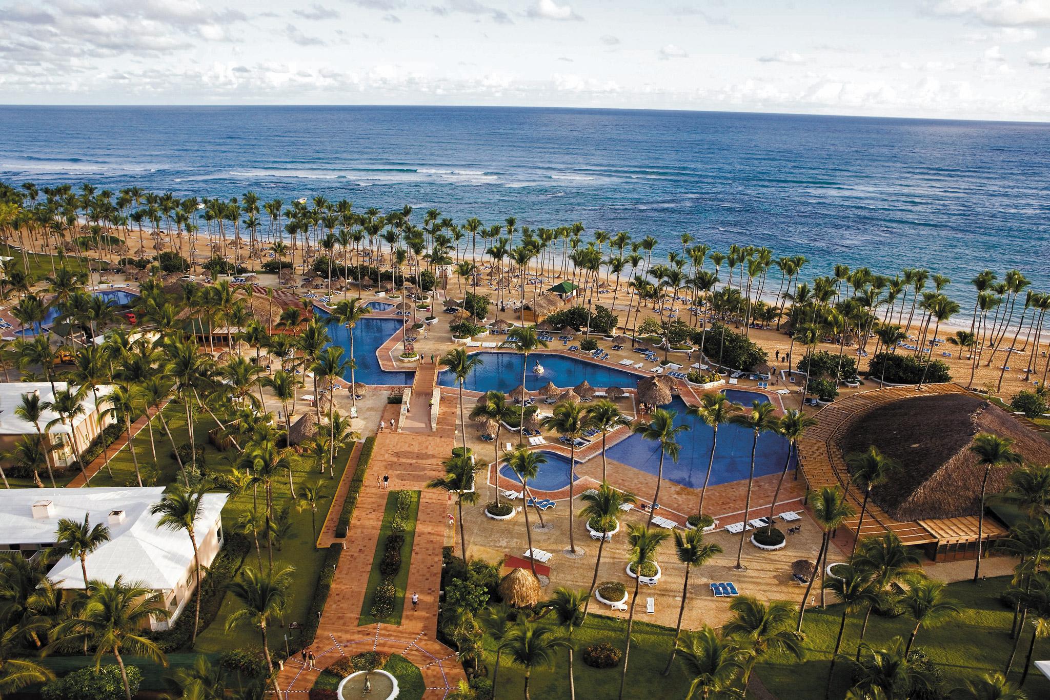 Restaurants And Bars Sirenis Cocotal Beach Resort Aqua Punta Cana Transat