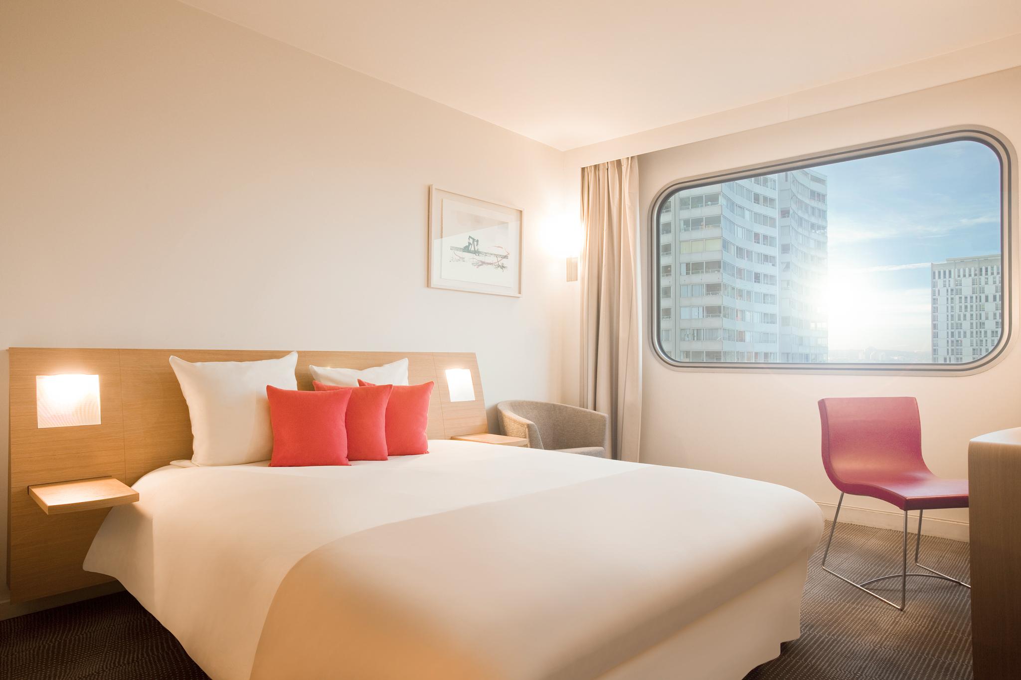 H tel novotel paris tour eiffel paris transat - Hotel paris chambre 5 personnes ...