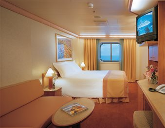 Carnival Glory - Ocean View Cabin - Category 6B
