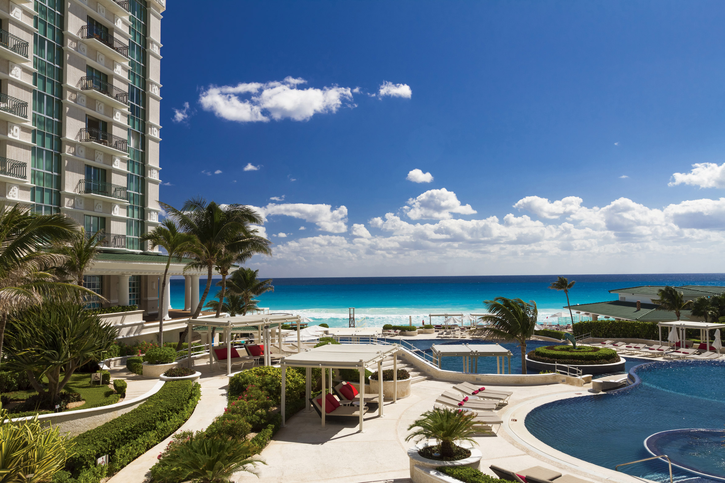 Sandos Cancun Lifestyle Resort  Cancun  Transat