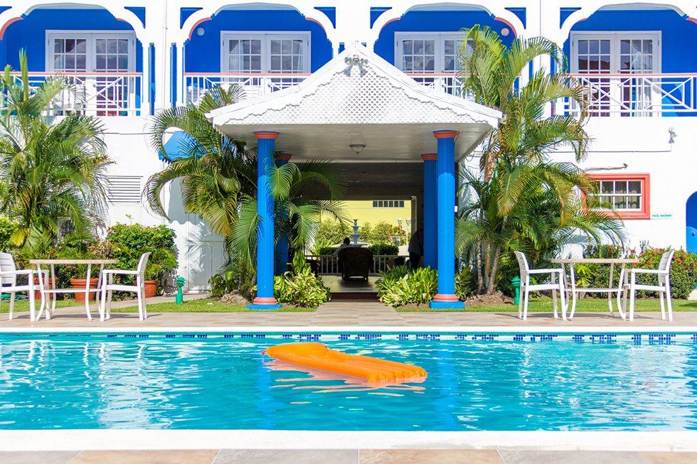 Bay Gardens Inn Saint Lucia Transat